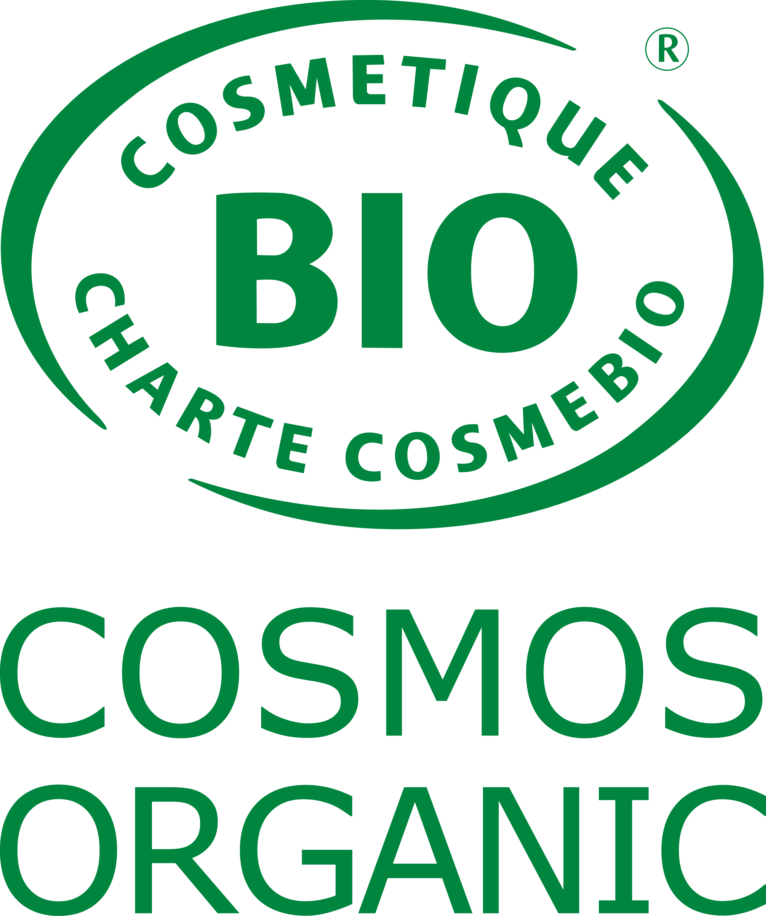 Logo label Cosmebio BIO