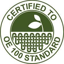 Certification OE 100 STANDARD