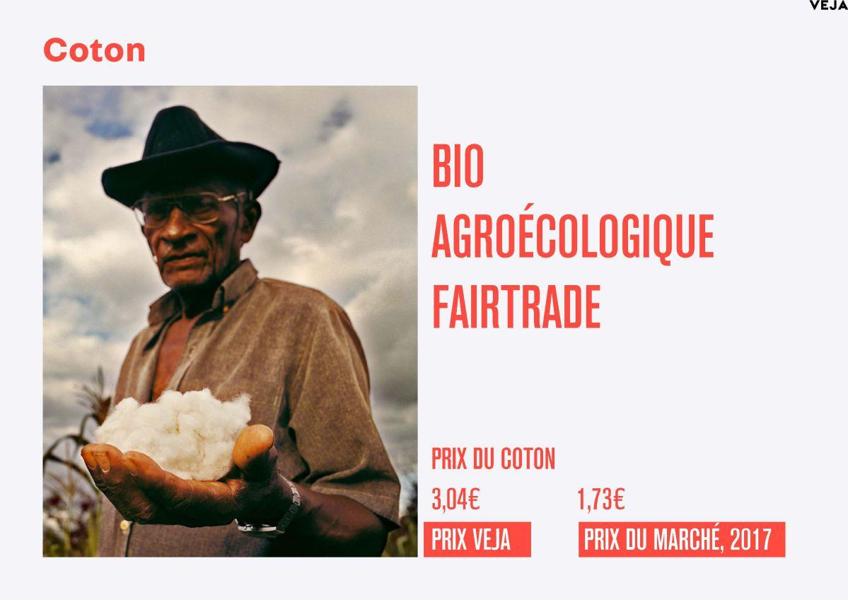 coton bio veja commerce équitable